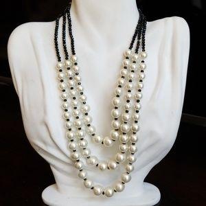 Amrita Singh Maja Nour Pearl Necklace NWT